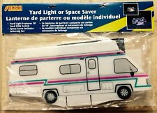 CAMPGROUND RV MOTORHOME SPACE SAVER, PERSONALIZED NAME by ARCON LIGHTING, NEW
