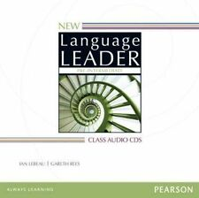 New Language Leader Pre-Intermediate Class CD (2 CDs), Ian Lebeau