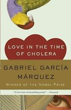 Love in the Time of Cholera (Oprah's Book Club) Garcia Marquez, Gabriel Paperba