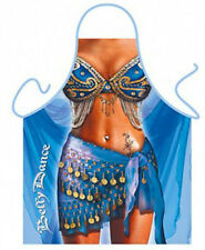 Sexy Belly Dancer kitchen apron funny women gag gifts Polyester one size ITATI