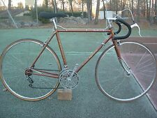 Vélo de course ancien Anquetil , Vitus , Stronglight