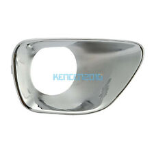 Chrome Fog Lamp Light Trims (2 Packages) FIT Jeep Grand Cherokee 2011 2012 2013