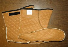 US Army Military Booties Boot Liners Cold Wet Weather 14N-R Narrow & Regular NEW