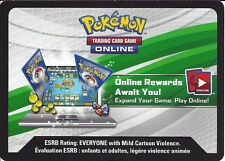 POKEMON: ONLINE CODE CARD FROM THE 2014 MEGA METAGROSS EX COLLECTORS BOX