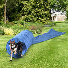 Dog Agility Equipment Tunnel For Training Obedience With Free Bag 5M New