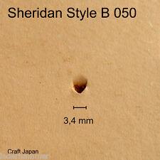 Punziereisen Sheridan Style B 050 - Beveler - Craft Japan