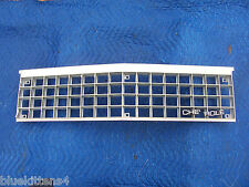 1985 EL CAMINO GRILL HAS WEAR OEM USED ORIGINAL CHEVROLET GRILLE FRONT 14034154