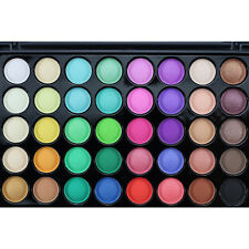 #2 Color  Cosmetic Powder Eyeshadow Eye Shadow Palette Makeup Set Matt Shimmer