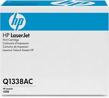 Original HP Toner Q1338AC  Q1338A  4200 4200L HP 38A  Schwarz neu B