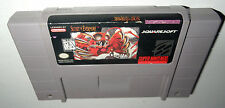 Super Nintendo Game SECRET OF EVERMORE! Cleaned, BATTERY SAVES! RPG SNES Fun!