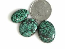 Natural Tibetan Turquoise Colorful Loose Cabs Gems beautiful pure Tibet t005