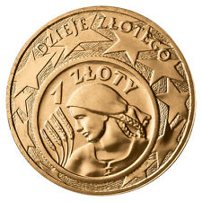2 Zl POLEN 2004 History of the Polish Zloty