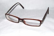 PRADA 135 Made in Italy BROWN & COPPER Women's Eyeglass Frames
