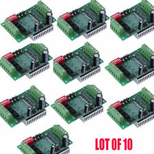 10pcs TB6560 3A Board CNC Router Stepper Motor Drivers Single 1 Axis Controller