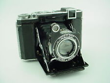 Zeiss Ikon Super Ikonta 532/16 Camera w/ 8cm f/2.8 Tessar Lens - Just Serviced