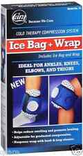 Compression Wrap With Ice Bag A Must For Everybody