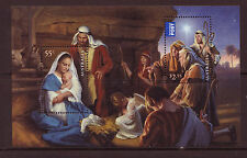 AUSTRALIA 2013 CHRISTMAS MINIATURE SHEET UNMOUNTED MINT, MNH