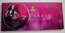 ZUMBA Fitness Exhilarate DVD...RUSH DVD Only NEW