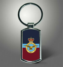 Royal Air Force RAF Keyring / Key Chain + Gift Box
