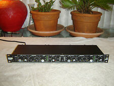 Rane DC24, Dynamic Controller, Compressor Limiter Gate, Crossover, Vintage Rack