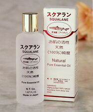Squalane Oil - Anti Aging and Anti Wrinkle 100% Natural Pure Essential Oil 50 ml