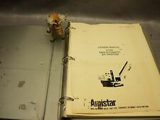 Amistar CI-750 Automatic DIP Inserter Owners Manual Copy