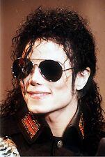 Imán de Frigorífico de Acero Michael Jackson Con Gafas Oscuras