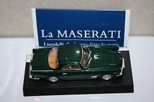 IXO: 1961 MASERATI 3500GT : GREEN: MINT ON PLINTH 1:43