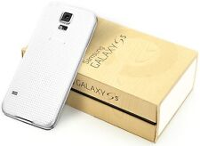 Samsung Galaxy S5 SM-G900A - 16GB - Shimmery White AT&T Unlocked Smart Phone