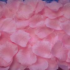 1000/2000PCS Silk Rose Artificial Petals Wedding Party Flower Favors Decoration