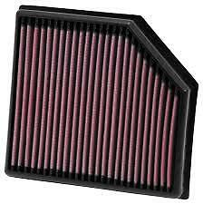 K&N AIR FILTER FOR VOLVO S60 XC90 2.4 DIESEL 2005-14 33-2972