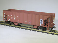 MOW TRAINS HO Walthers SANTA FE Ballast Hopper ATSF 76607 Work Train NIOB MWSKC