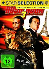 Rush Hour 3 - Jackie Chan - Chris Tucker # DVD * OVP * NEU