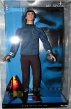 "Barbie Collector 2008 Star Trek Mr. Spock "" NRFB !"