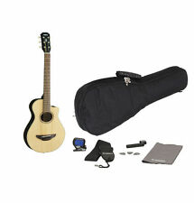 Yamaha APXT2 Acoustic-Electric Guitar - Natural Finish - w/ Accessories & Gigbag