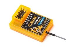 OrangeRX RFA04C 2nd Generation 4Ch 2.4GHz Receiver Suits Futaba FASST Car Boats