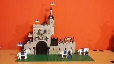 Lego Castle Castello Black Falcon Fortezza Nobiliare con 7 minifigures