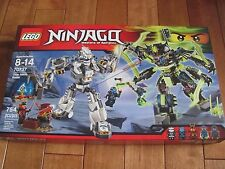 LEGO Ninjago #70737 TITAN MECH BATTLE 754 Pcs NEW Sealed