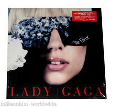 "SEALED & MINT - LADY GAGA - THE FAME - DOUBLE 12"" VINYL LP - GATEFOLD COVER"