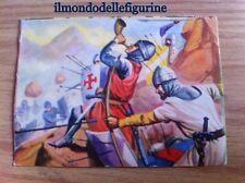 Figurina N. 90 - I GRANDI DELLA STORIA - Battaglia di Roncisvalle (779)