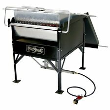 Bayou Classic Crawfish Cooker with 160 Qt Basket Capacity Seafood Boiler 300-160