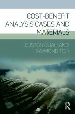 Cost-Benefit Analysis: Cases and Materials