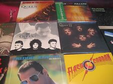 QUEEN RETURN OF CHAMPIONS/RARE HITS VOL 3+LIVE+STUDIO LP'S 11 LIMITED EDITIONS