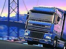DAF 95 camión XF Taller Manual De Servicio