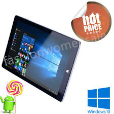 Cube i10 Durable 10.6 inch HD Display Tablet PC Laptops For Android 5.1 32GB F7