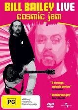 Bill Bailey - Live - Cosmic Jam, first stand up comedy show (DVD, region 4) p1