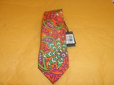BOY'S RALPH LAUREN POLO MULTI COLOR TIE NEW MADE IN ITALY
