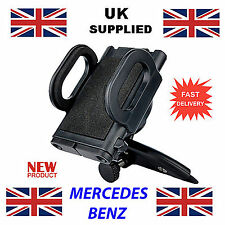 Mercedes Car Mobile Phone iphone or GPS fits CD Slot Holder style 1
