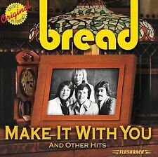 Bread - Make It With You & Other Hits (2003) - Used - Compact Disc