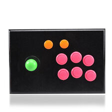 USB Arcade Joystick Gamepad Joypad Fight Game Controller for 97 KOF Computer PC